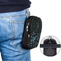 Поясный чехол для телефона крепится на брюки. Варианты цветов