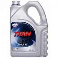 Моторное масло  TITAN GT1 PRO FLEX5W30 5L