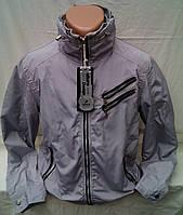 Модная мужская ветровка от венгерского производителя