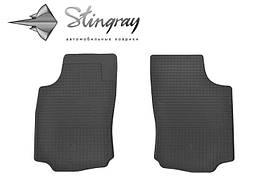 Передние коврики в салон Opel Combo C 2001- (Corsa C 2000- Meriva A 2002-) Stingray 1015022