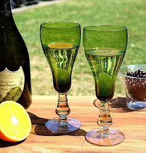 Комплект бокалов для шампанского J 2 шт Sakura (SK-2063)
