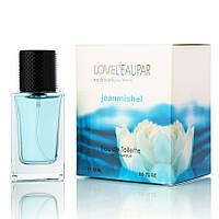 Женский Мини-парфюм Jeanmishel Love L'Eau Par Pour Femme (60 мл ) Квадратные № 49