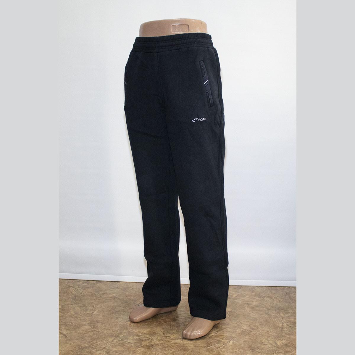 Зимние теплые мужские штаны с начесом тм. FORE 1112