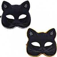 Карнавальная маска Кошечка