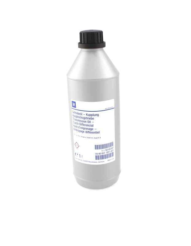 Масло трансмиссионное для муфты полного привода Haldex GM 1940057 93165387 OPEL Insignia