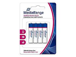Батарейка Media Range MRBAT141 1.5 V AAA 200 mAh (4260459610588)