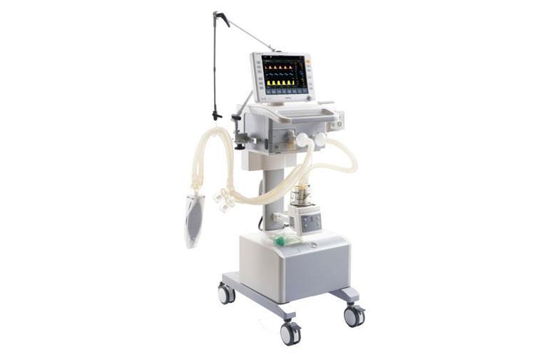 Апарат для штучної вентиляції легень SynoVent E5 N.H.NIV.T.L.
