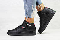 Кроссовки в стиле Fila, женские кроссовки фила код товара 6385
