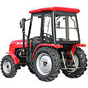 Трактор DW404AC   (40 л.с., 4 цилиндра, ГУР, колеса 7.5х16/11.2х24), фото 3