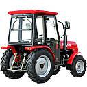 Трактор DW404AC   (40 л.с., 4 цилиндра, ГУР, колеса 7.5х16/11.2х24), фото 4