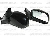Зеркала наружные ВАЗ 2109 KL-2109 Black сферич.