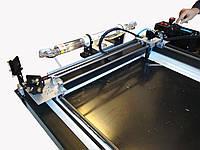 Станок с CO2 лазером 60 Ватт модель 60WO1000D