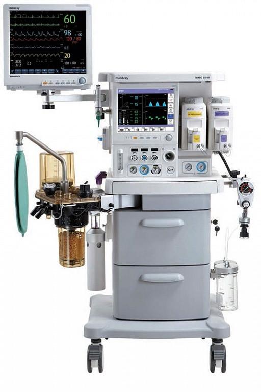 Апарат наркозно-дихальний WATO EX-65 укомпл.: компресор C3