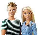 Кукла Барби с аксессуарами и Кен со щенком, фото 2