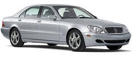 S Class W220 (1998-2006)