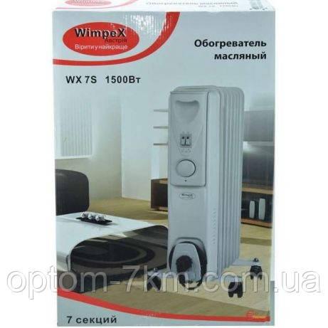 Электрообогреватель Wimpex Heater WX 7 S Wimpex1500 BT am