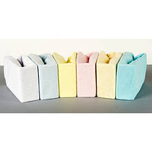Простынь детская махровая на резинке в коляску Duetbaby 50 х 70 см (цвета в ассортименте)