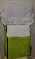 Детский конверт-спальный мешок № 13 (excluzive) Womar, искусственный мех