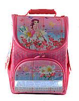 Ортопедический ранец для девочки Tiger 21001-1G Фея