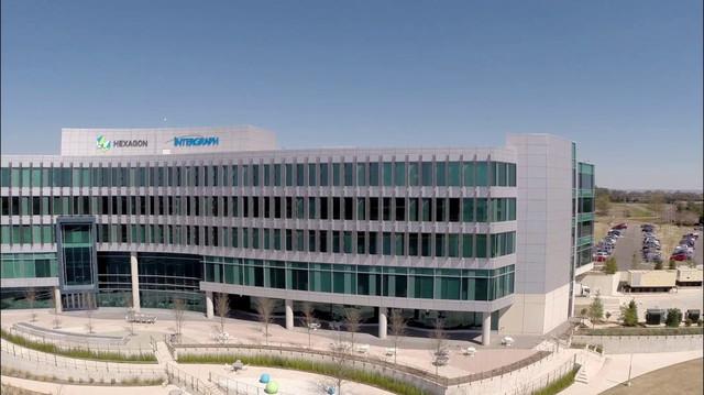 офіс компанії HEXAGON
