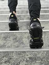 Мужские  кроссовки Nike Air Max TN серые топ реплика, фото 3