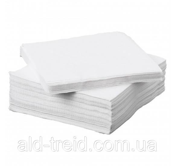 Салфетки бумажные 24*25 (100шт)