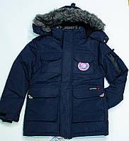 Зимняя  куртка  на мальчика  (8,12,14 лет), фото 1
