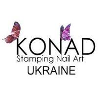Стемпинг для ногтей Konad