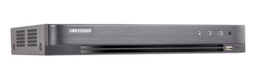 8-канальный Turbo HD регистратор Hikvision DS-7208HUHI-K2/P, 5 Мп