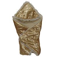 Конверт - одеяло для новорожденных на выписку Ассоль , фото 1