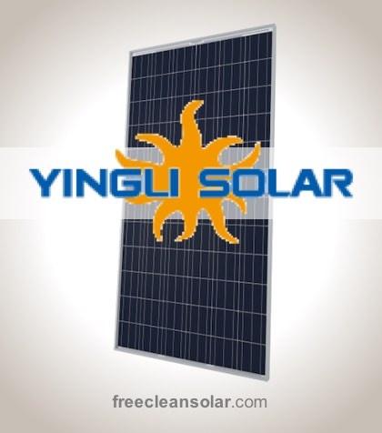 Yingli solar