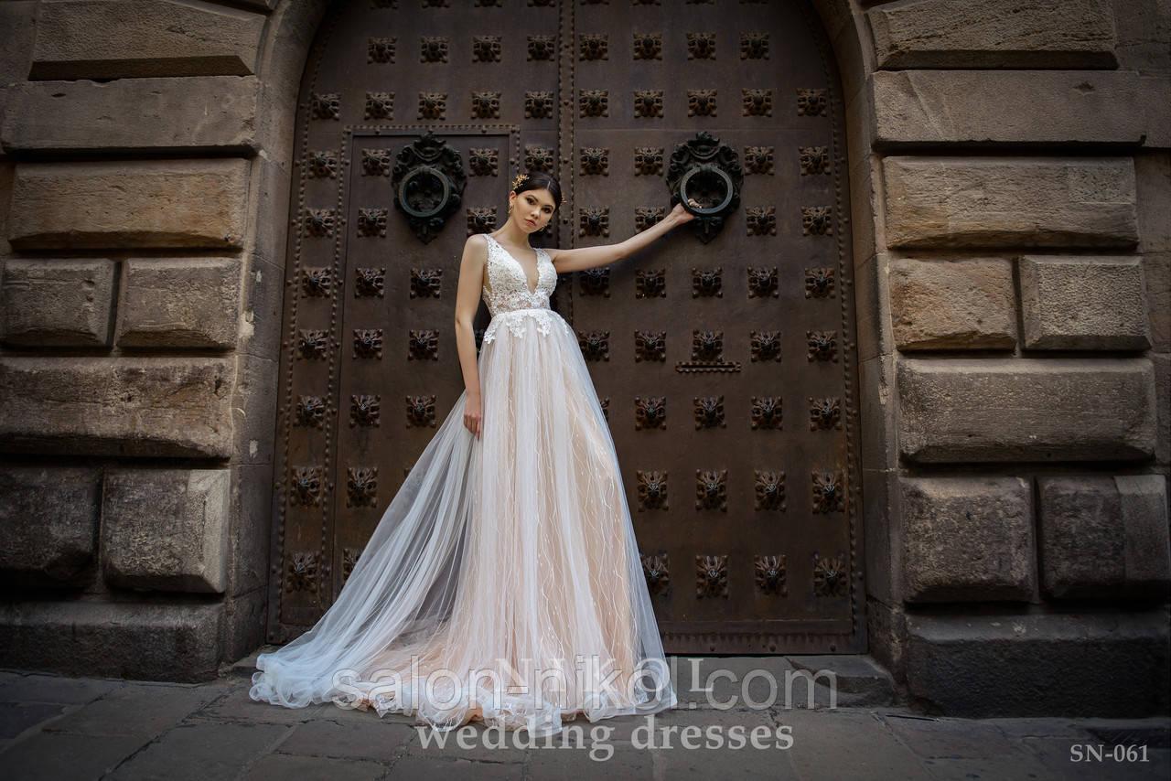Свадебное платье SN-061