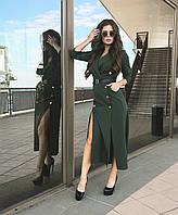 Платье зеленое, арт.1021, фото 1