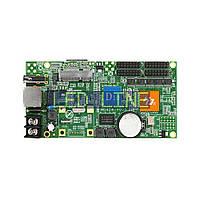 Контроллер HD-D10 huidu для led дисплея, светодиодного рекламного экрана full color