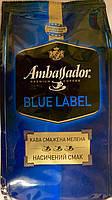 Молотый кофе Ambassador Blue Label 75 г, фото 2