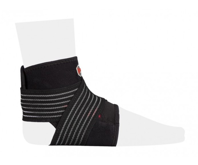 Голеностоп Power System Neo Knee Support PS-6013 Black/Red