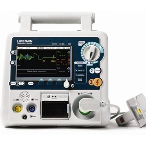 Дефібрилятор CU-HD1 укомп.:SPO2, кардіостимулятор, модуль 12-ти канал.
