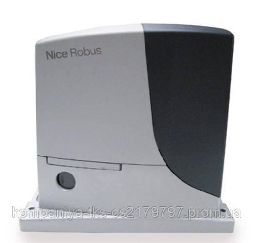 NICE ROBUS RB400. Автоматика для откатных ворот.  Для ворот до 400 кг.