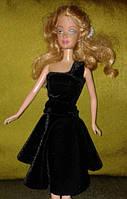 Одежда для куклы Барби, вечернее платье