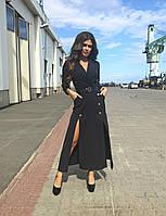 Платье черное, арт.1021, фото 1