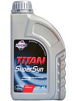 Моторное масло    TITAN SUPERSYN 5W40 1L
