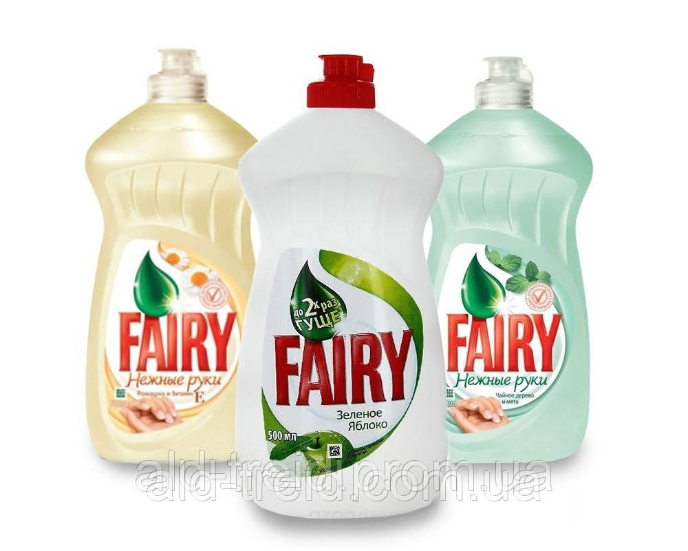 Fairy моющее средство для посуды 500мл
