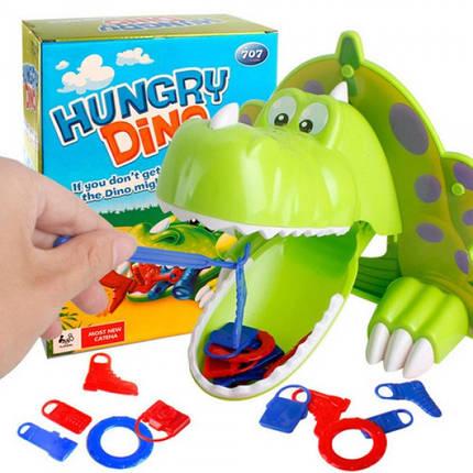 Настольная игра Голодный динозавр, фото 2