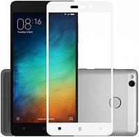 Full Cover защитное стекло для Xiaomi Redmi 3 / 3s / 3x / 3 Pro - White
