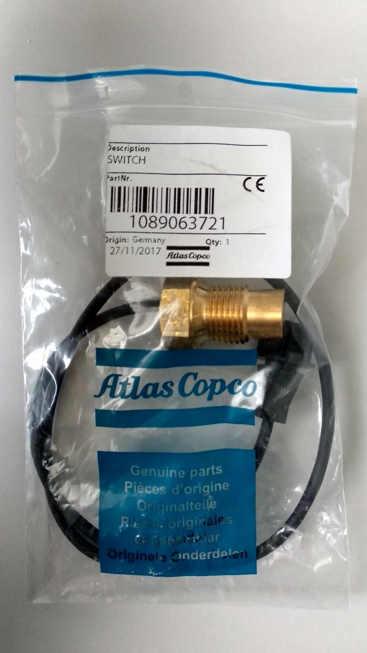 Датчик температуры воздушного компрессора Atlas Copco (1089063721)