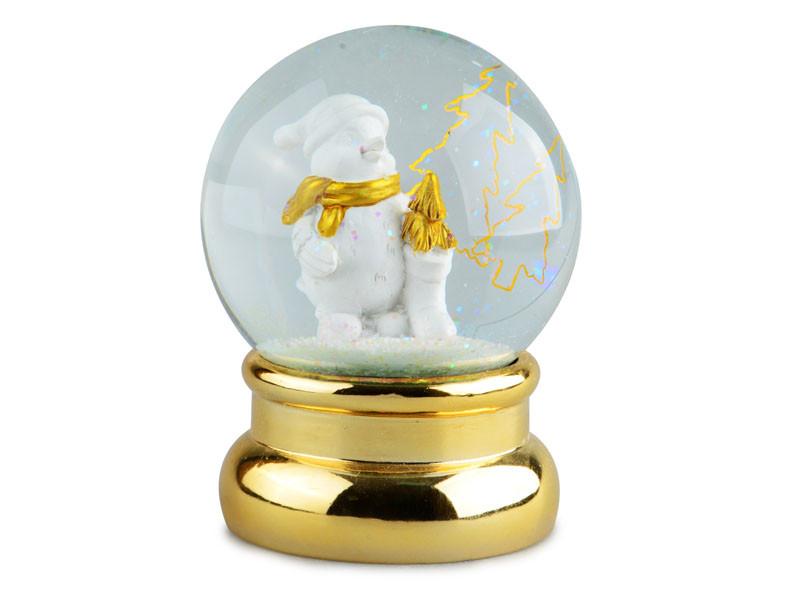 Снежный шар 13,6 см, Lefard, 919-189