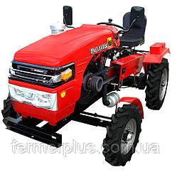 Трактор DW 180RX (18 л.с., колеса 5,00-12/6,5-16, регулируемая колея, с гидравликой)