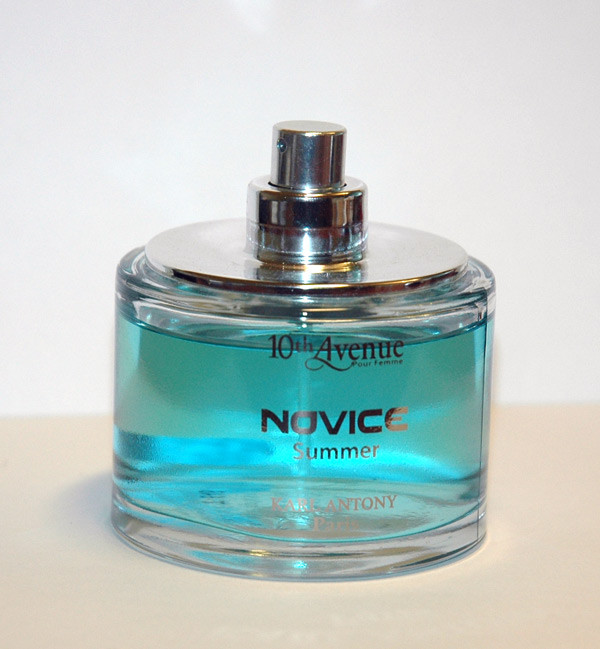 10th Avenue Novice Summer TESTER