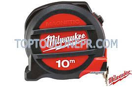 Рулетка MILWAUKEE Magnetic Tape 10 м 48225411 с магнитом