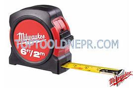 Рулетка Milwaukee 2м 48225502